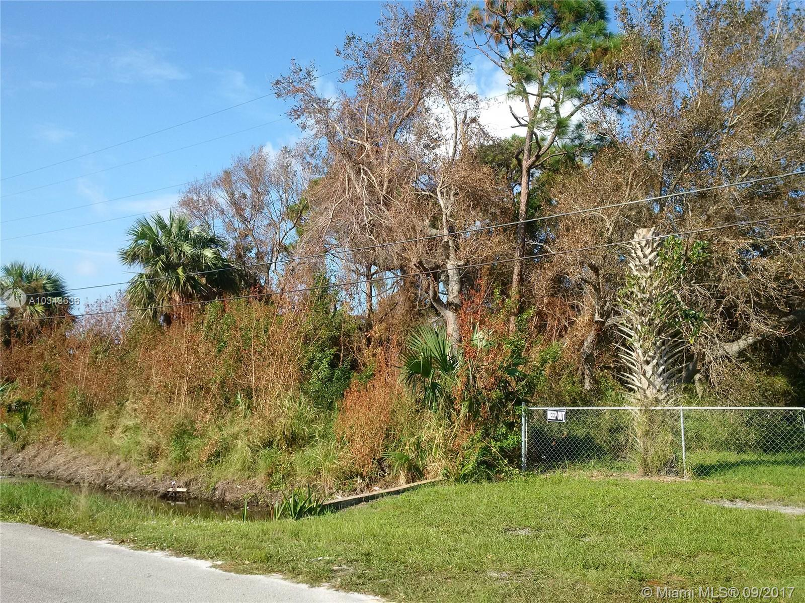 17 North Cswy, Fort Pierce, Florida 34946, ,Land/boat Docks,For Sale,17 North Cswy,A10343636