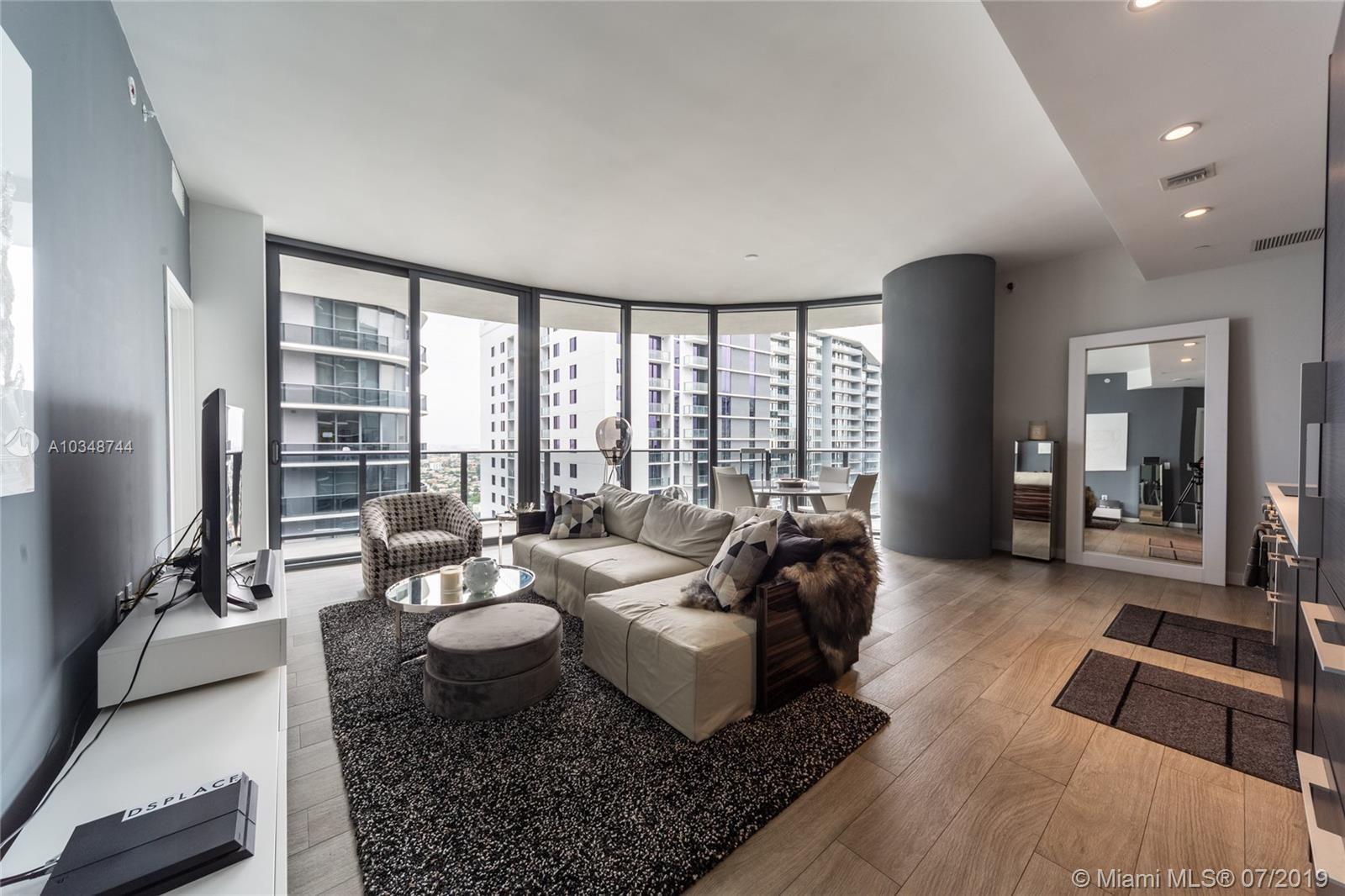 Brickell Heights East Tower #4108 - 45 SW 9th St #4108, Miami, FL 33130