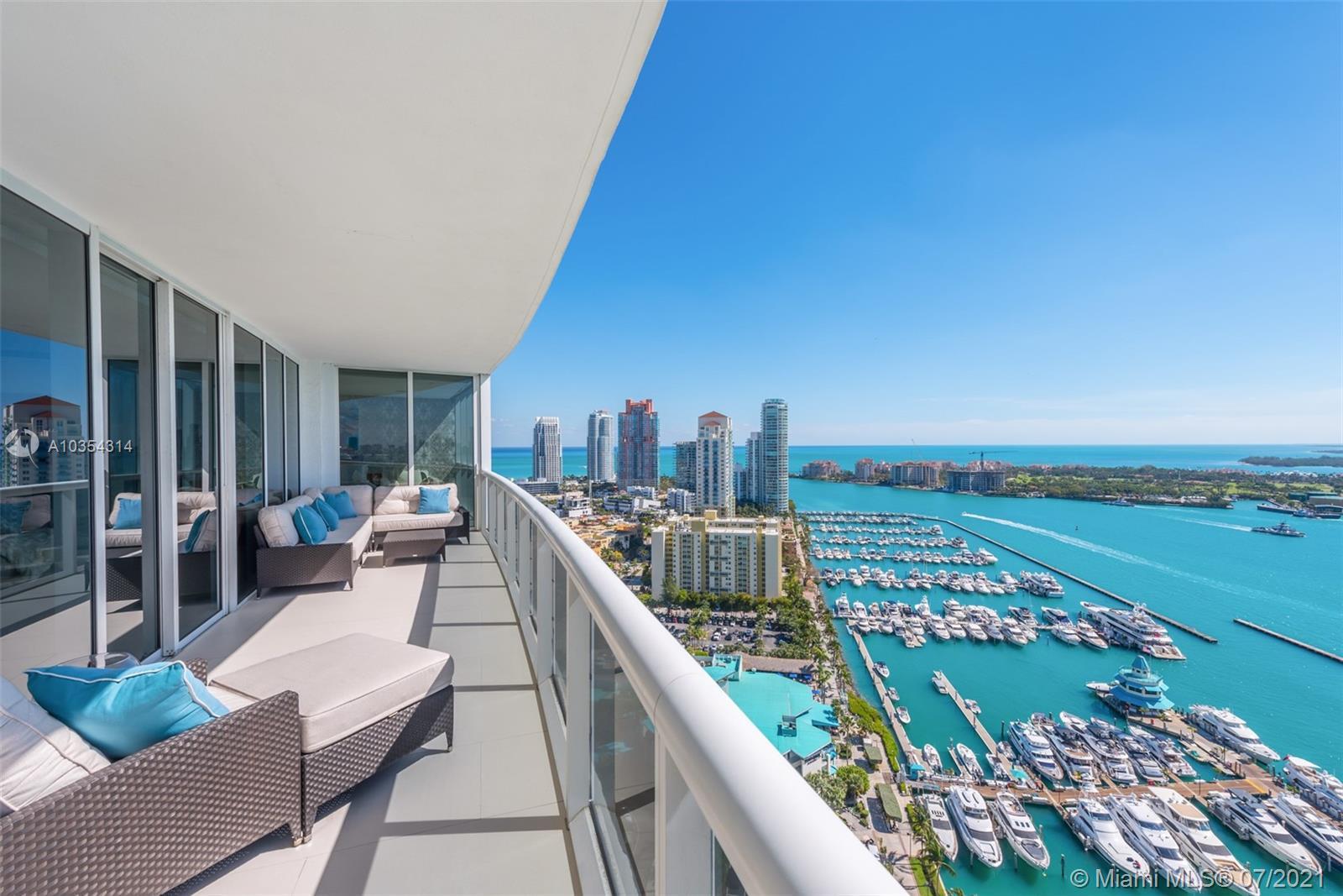 Murano Grande #2804 - 400 Alton Rd #2804, Miami Beach, FL 33139