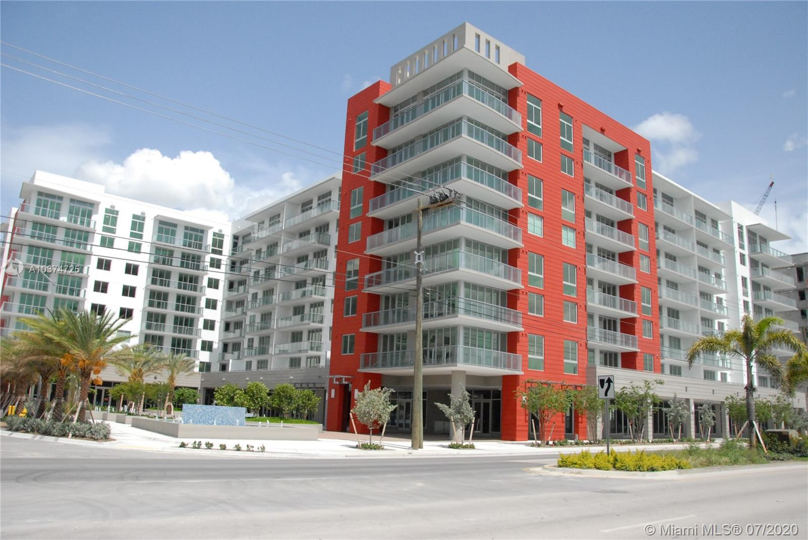 Midtown Doral - Building 2 #217 - 7751 NW 107th AVE #217, Doral, FL 33178