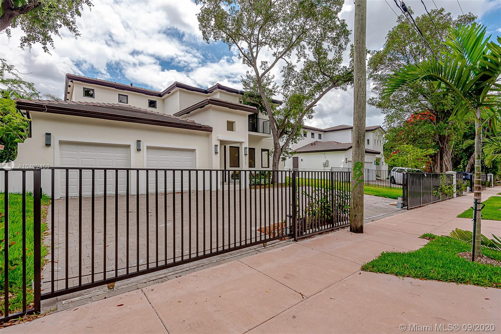 2509 Red Road, Coral Gables, Florida 33134, 4 Bedrooms Bedrooms, ,4 BathroomsBathrooms,Residential,For Sale,2509 Red Road,A10402453