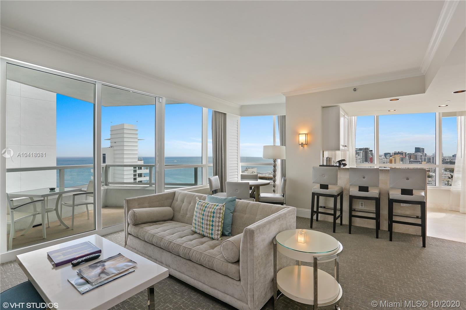 Fontainebleau Tresor #1604 - 4401 COLLINS AVE #1604, Miami Beach, FL 33140