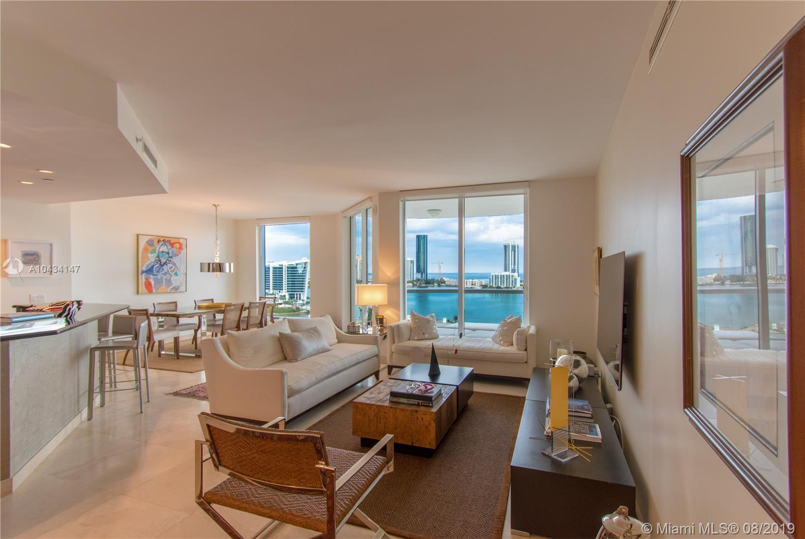Bella Mare Williams Island #1604 - 6000 Island Blvd #1604, Aventura, FL 33160