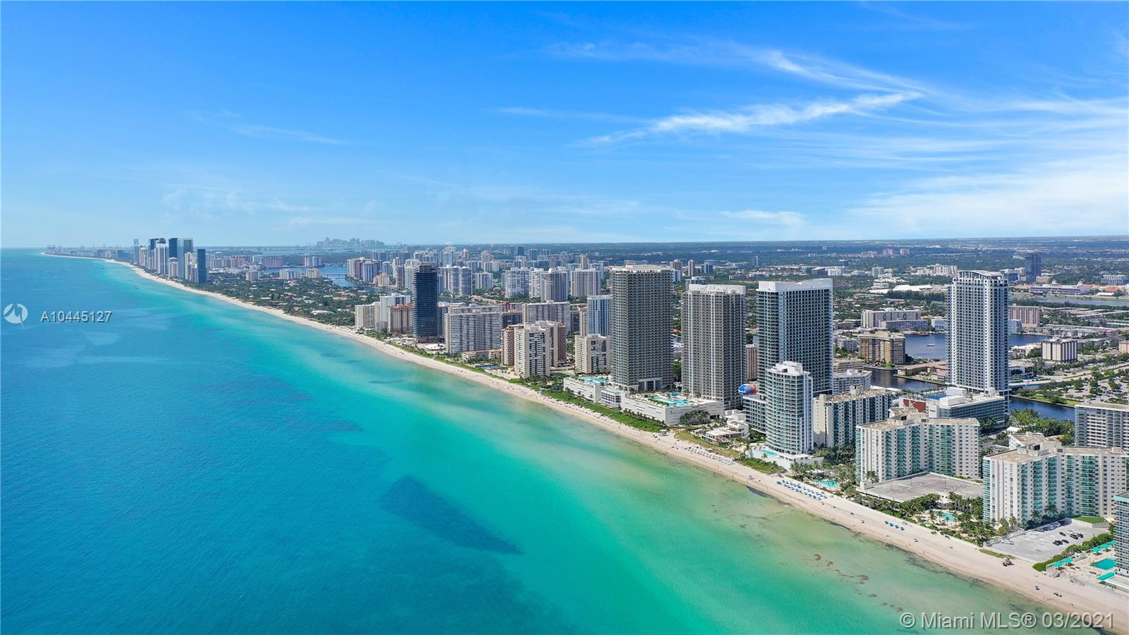 Tides, North Tower #14A - 3801 S Ocean Dr #14A, Hollywood, FL 33019