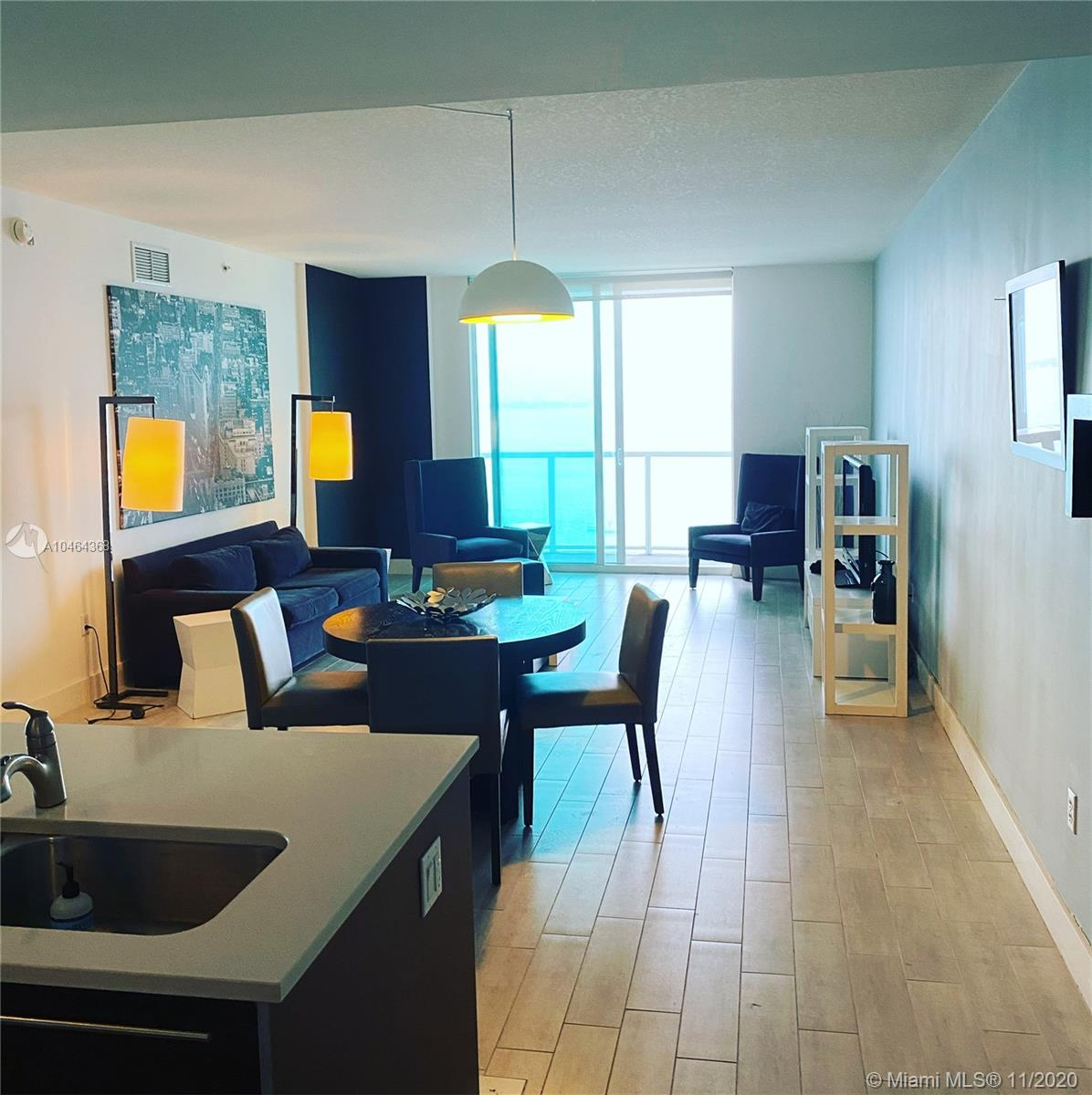 Quantum on the Bay #1502 - 1900 N Bayshore Dr #1502, Miami, FL 33132