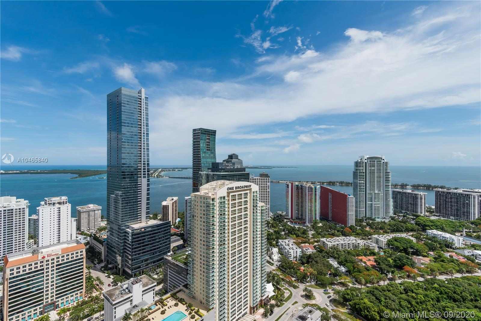 Infinity at Brickell #4201 - 60 SW 13th STREET #4201, Miami, FL 33130