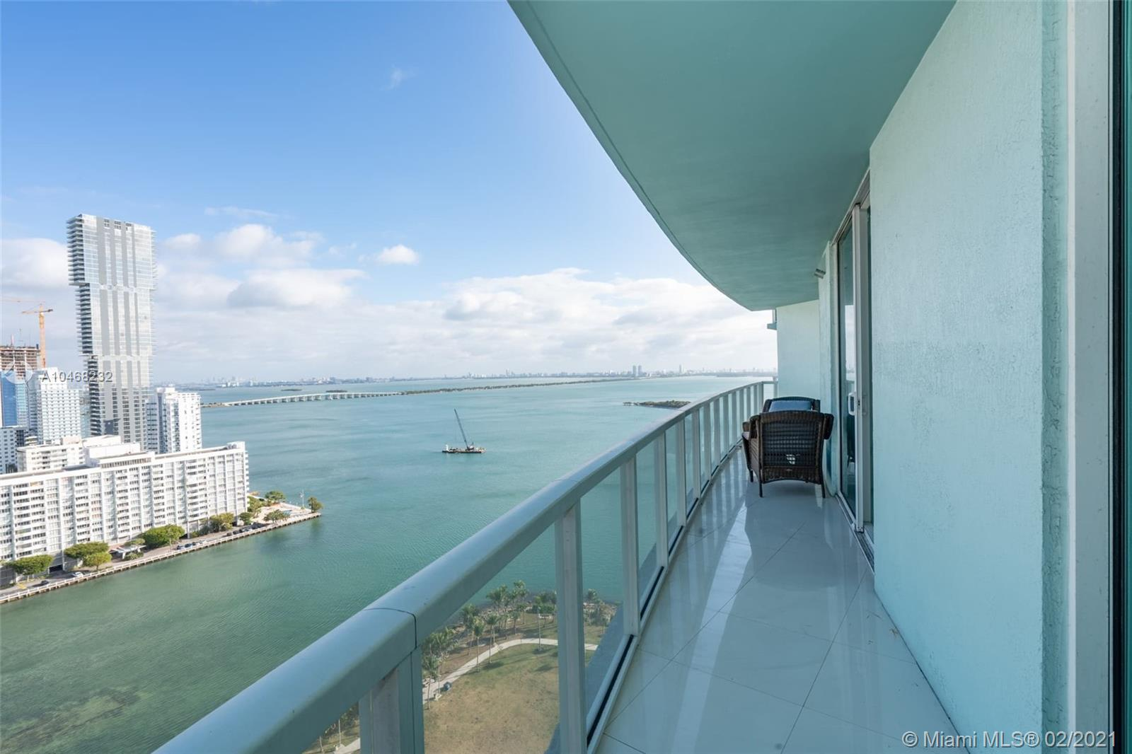 Quantum on the Bay #2604 - 1900 N Bayshore Dr #2604, Miami, FL 33132