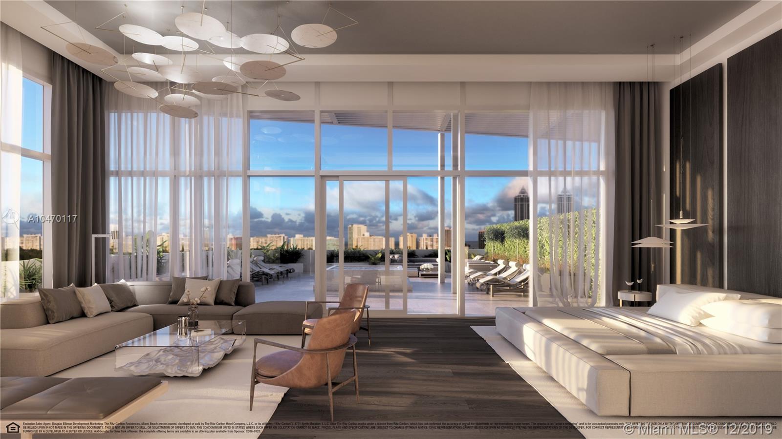 Photo of Ritz Carlton Miami Beach Apt PH01