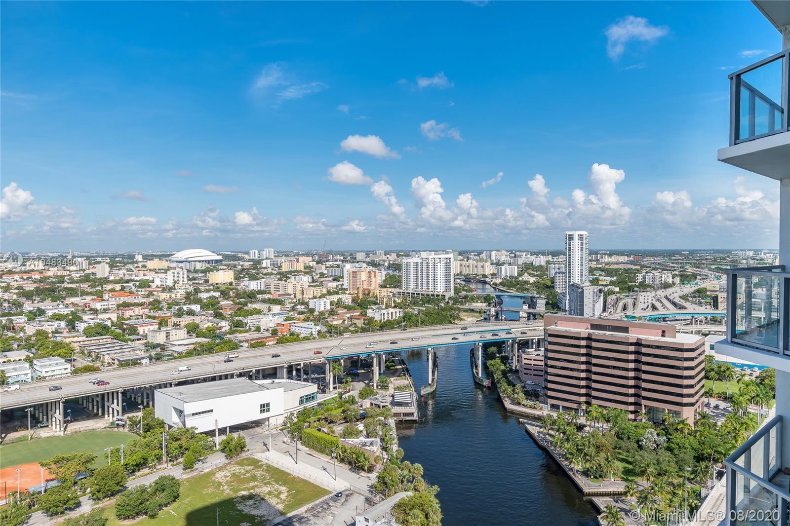 Latitude on the River #2602 - 185 SW 7th St #2602, Miami, FL 33130