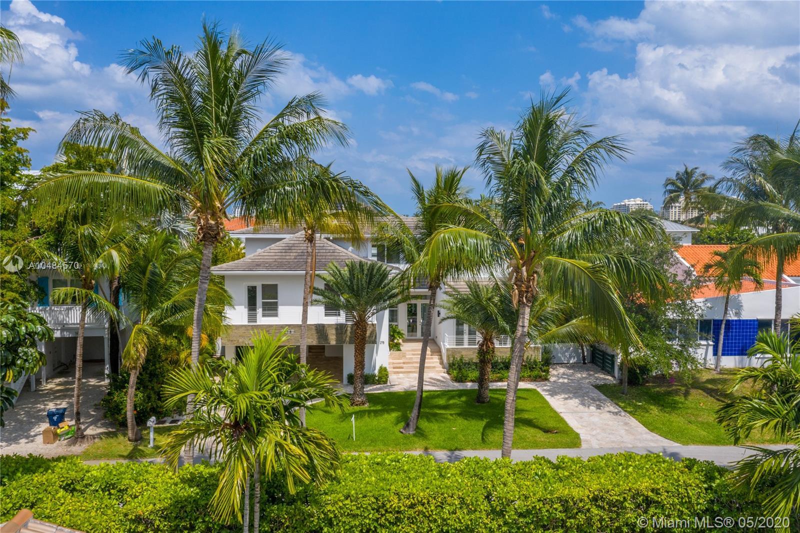 Tropical Isle Homes - 275 Hampton Ln, Miami, FL 33149