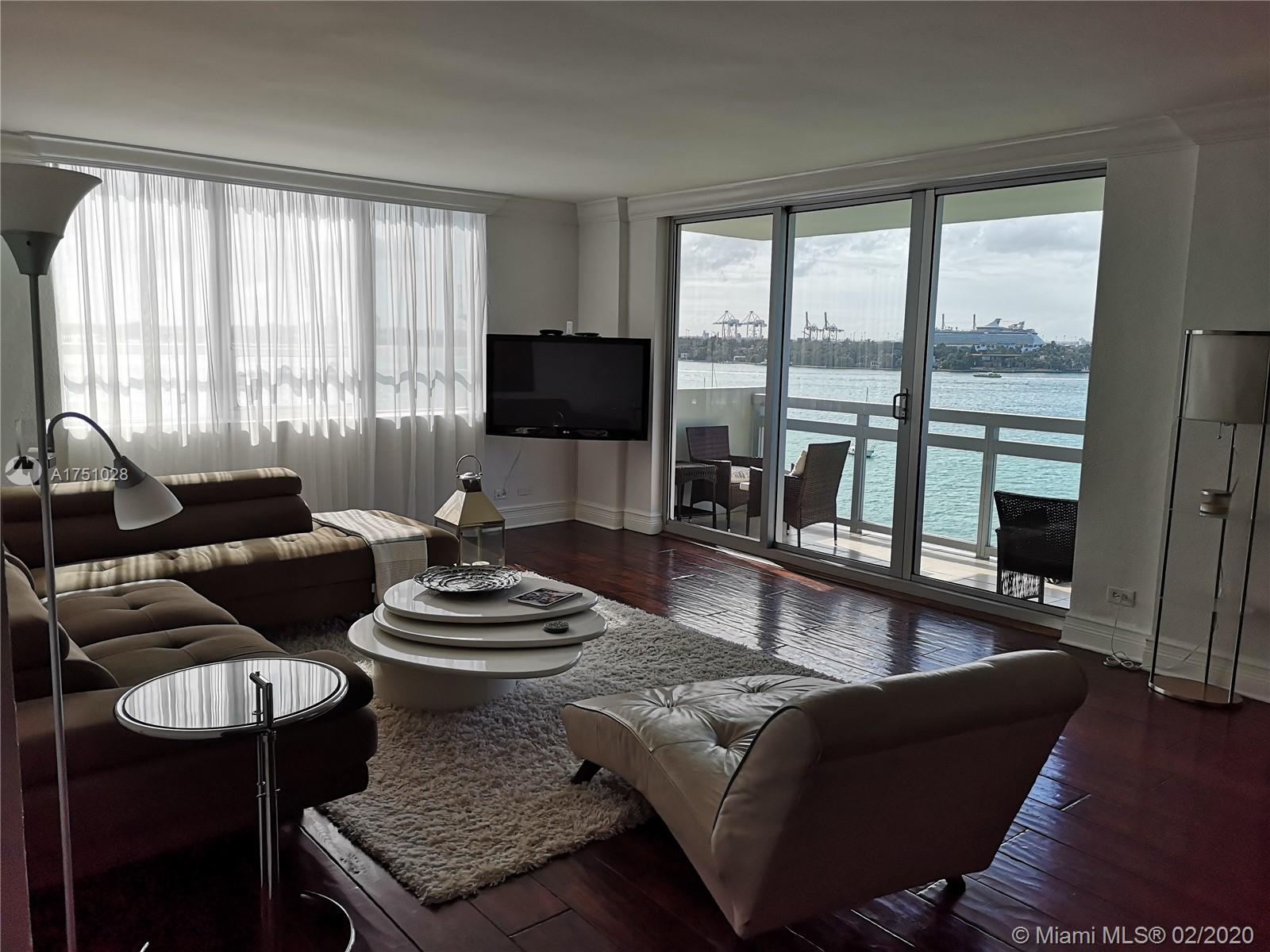 Flamingo South Beach #838S - 1500 BAY RD #838S, Miami Beach, FL 33139