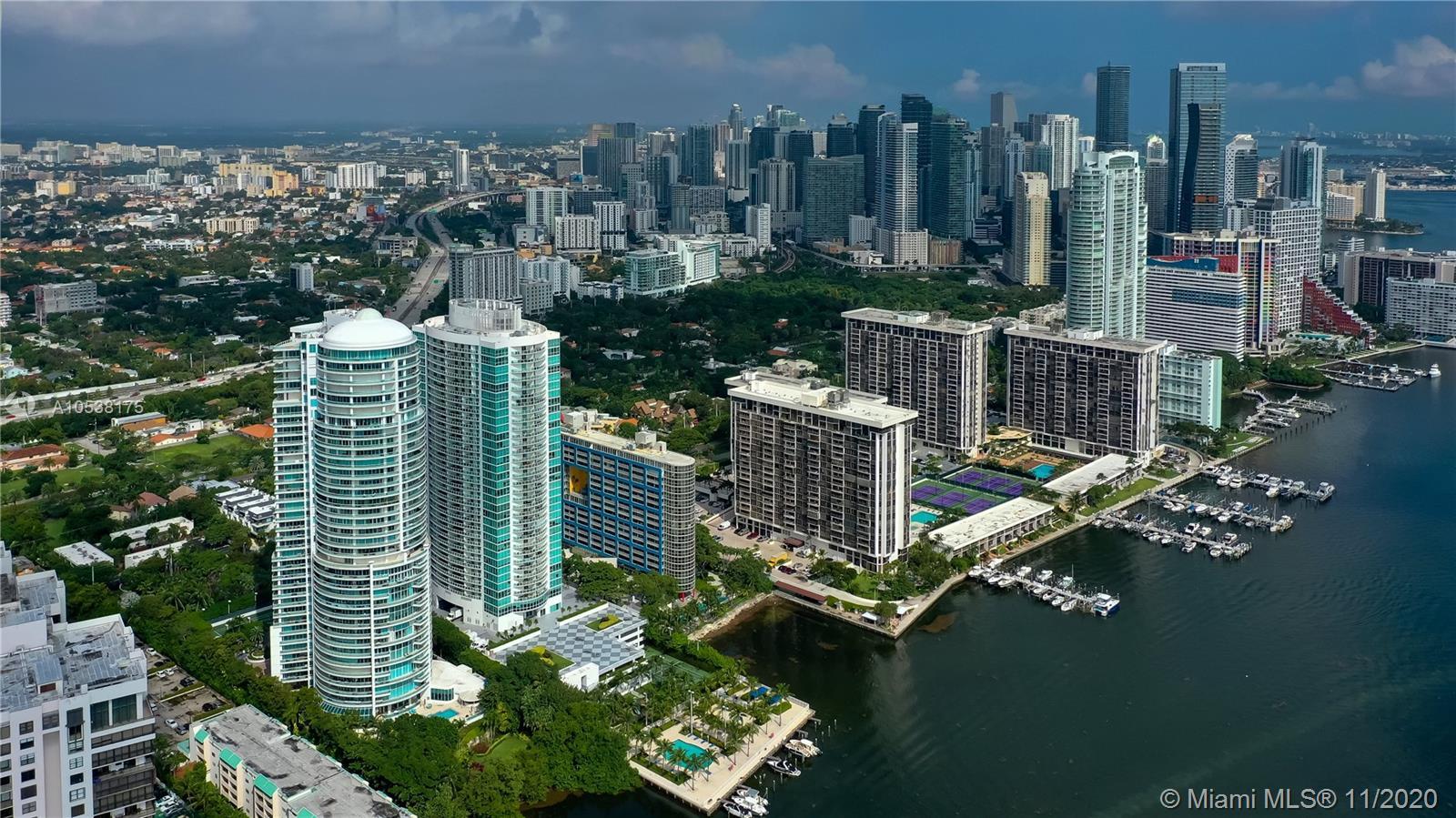 Bristol Tower #3302 - 2127 Brickell Ave #3302, Miami, FL 33129