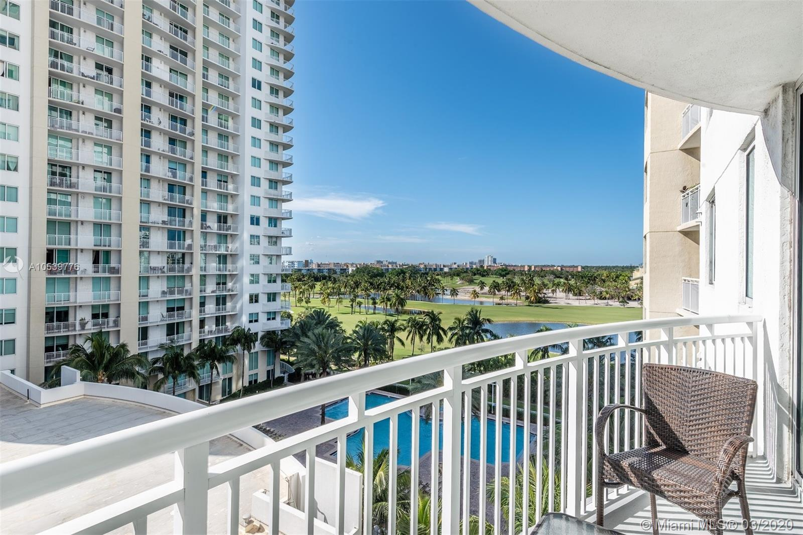 Duo Hallandale East #607E - 1755 E Hallandale Beach Blvd #607E, Hallandale Beach, FL 33009