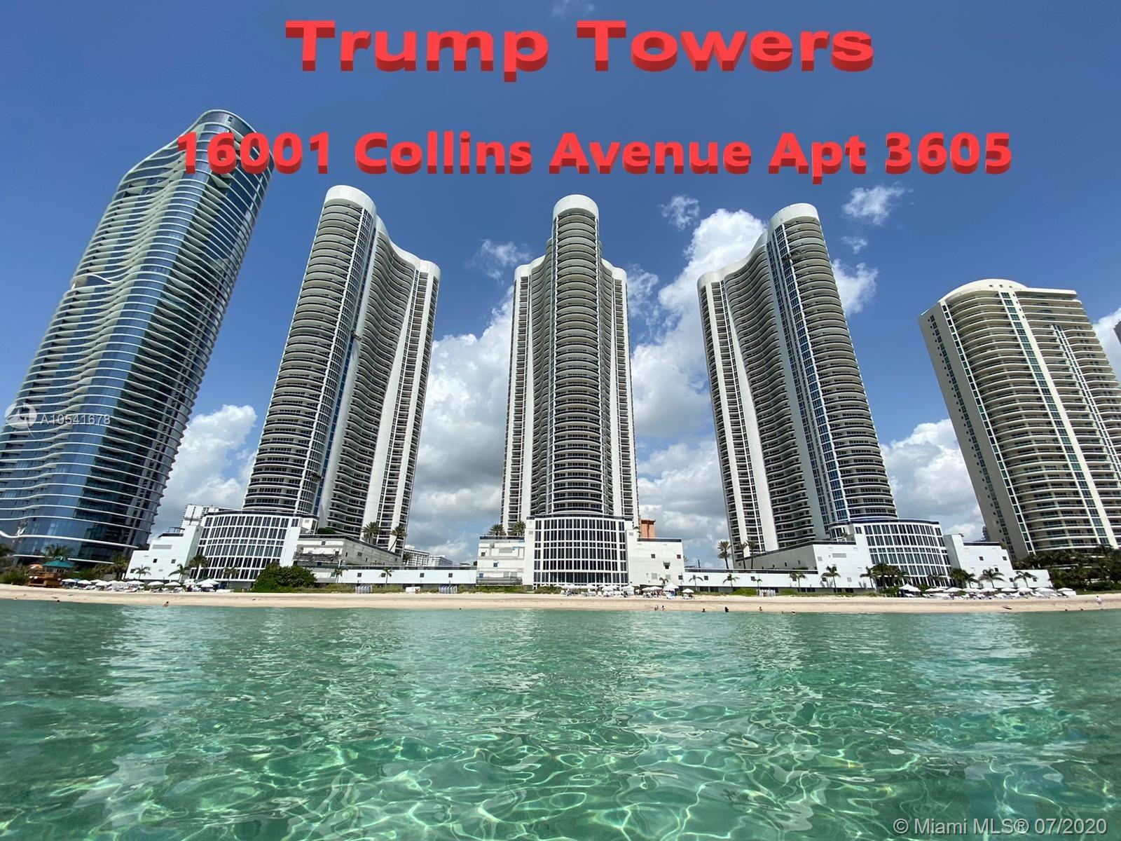 16001 Collins Ave #3605 photo01