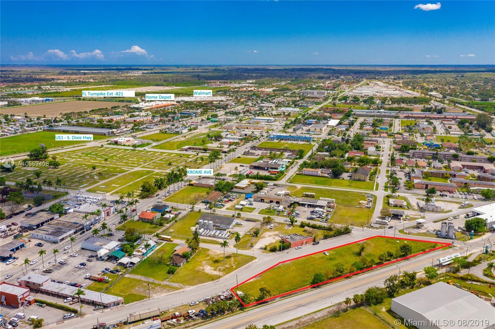 109 SW 4th St - Homestead, Florida