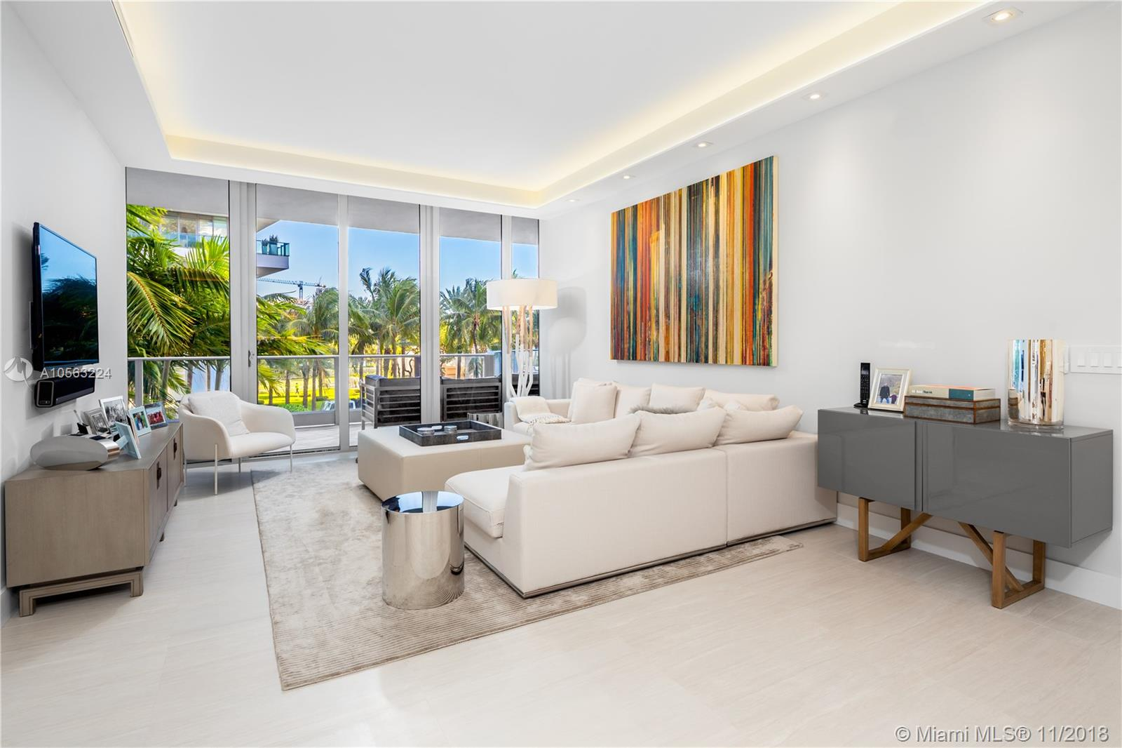 Marea #202 - 801 S Pointe Dr #202, Miami Beach, FL 33139