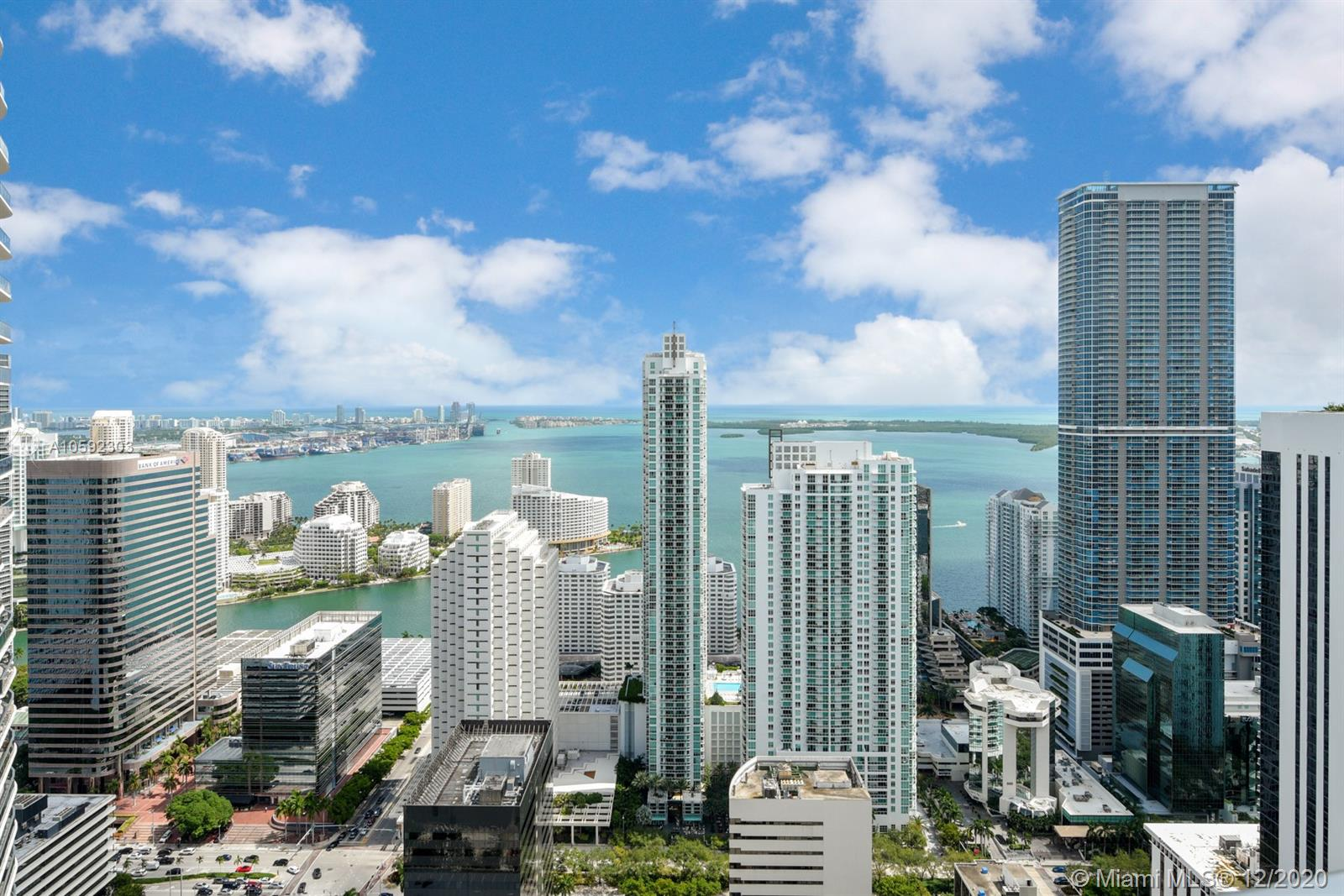 Brickell Heights East Tower #4901 - 45 SW 9th St #4901, Miami, FL 33130