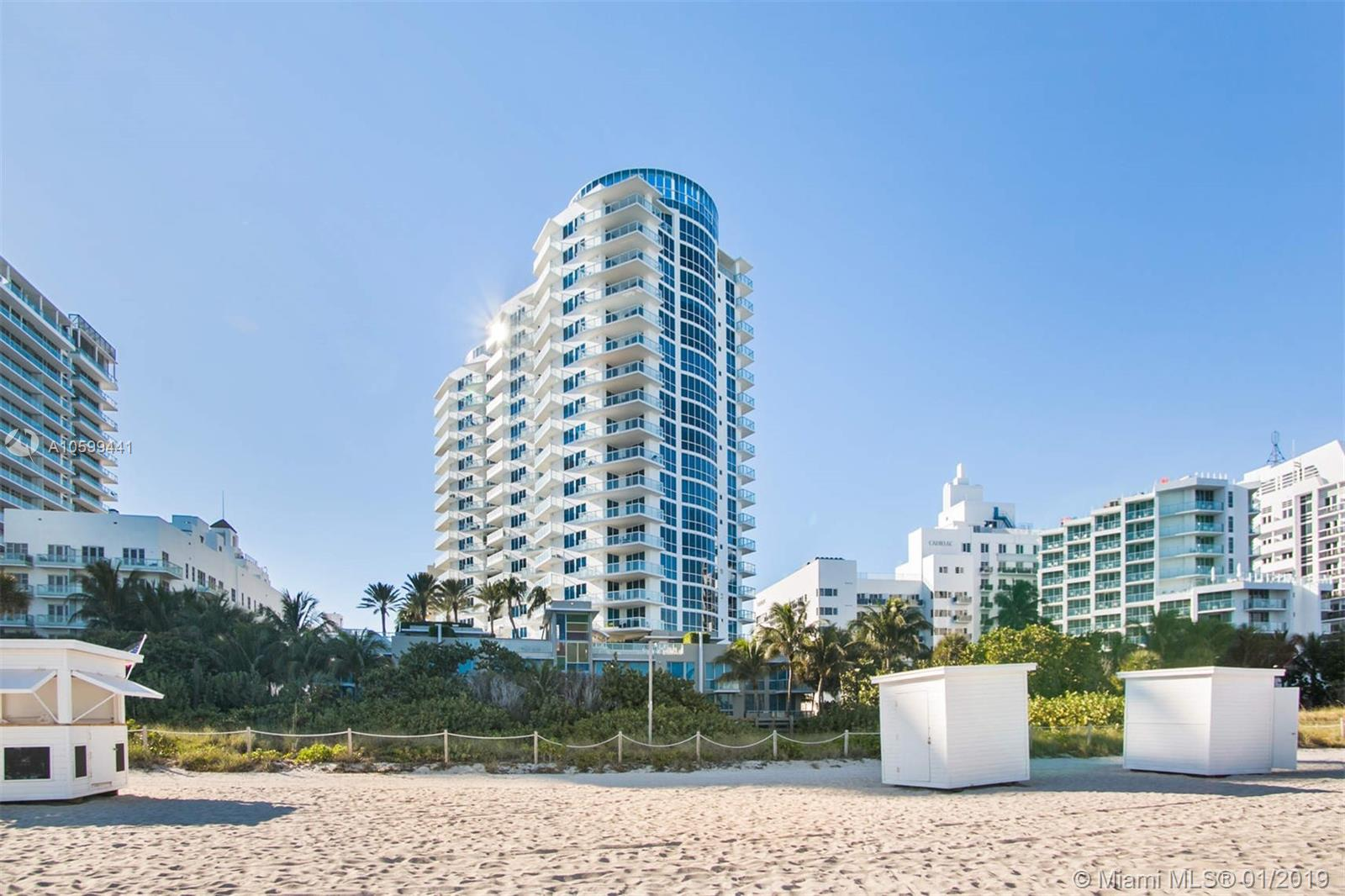 Mosaic #1103 - 3801 Collins Ave #1103, Miami Beach, FL 33140