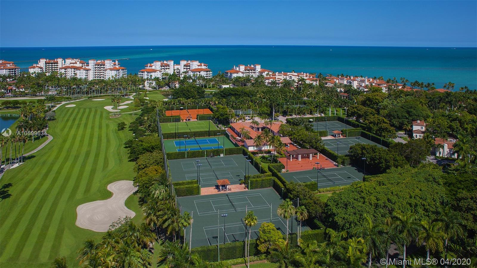 7292 Fisher Island Dr #PH7292 photo078