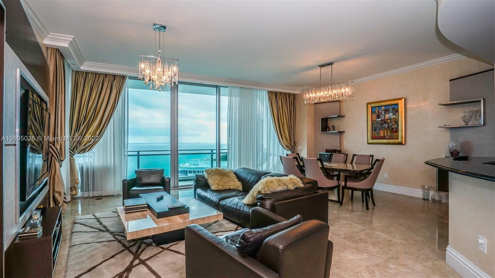 Ritz Carlton Bal Harbour #1605 - 10295 Collins ave #1605, Bal Harbour, FL 33154