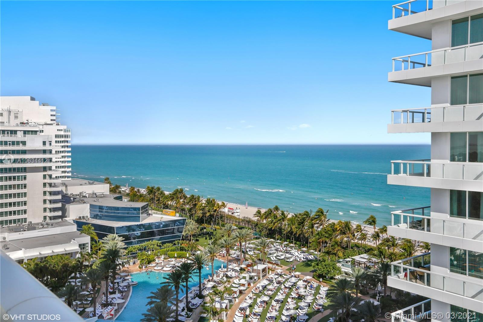 Fontainebleau Tresor #1502 - 4401 COLLINS AVE #1502, Miami Beach, FL 33140