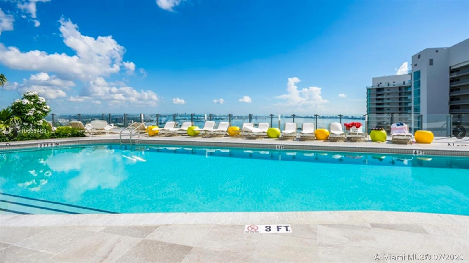 Paraiso Bayviews #905 - 501 NE 31st St #905, Miami, FL 33137