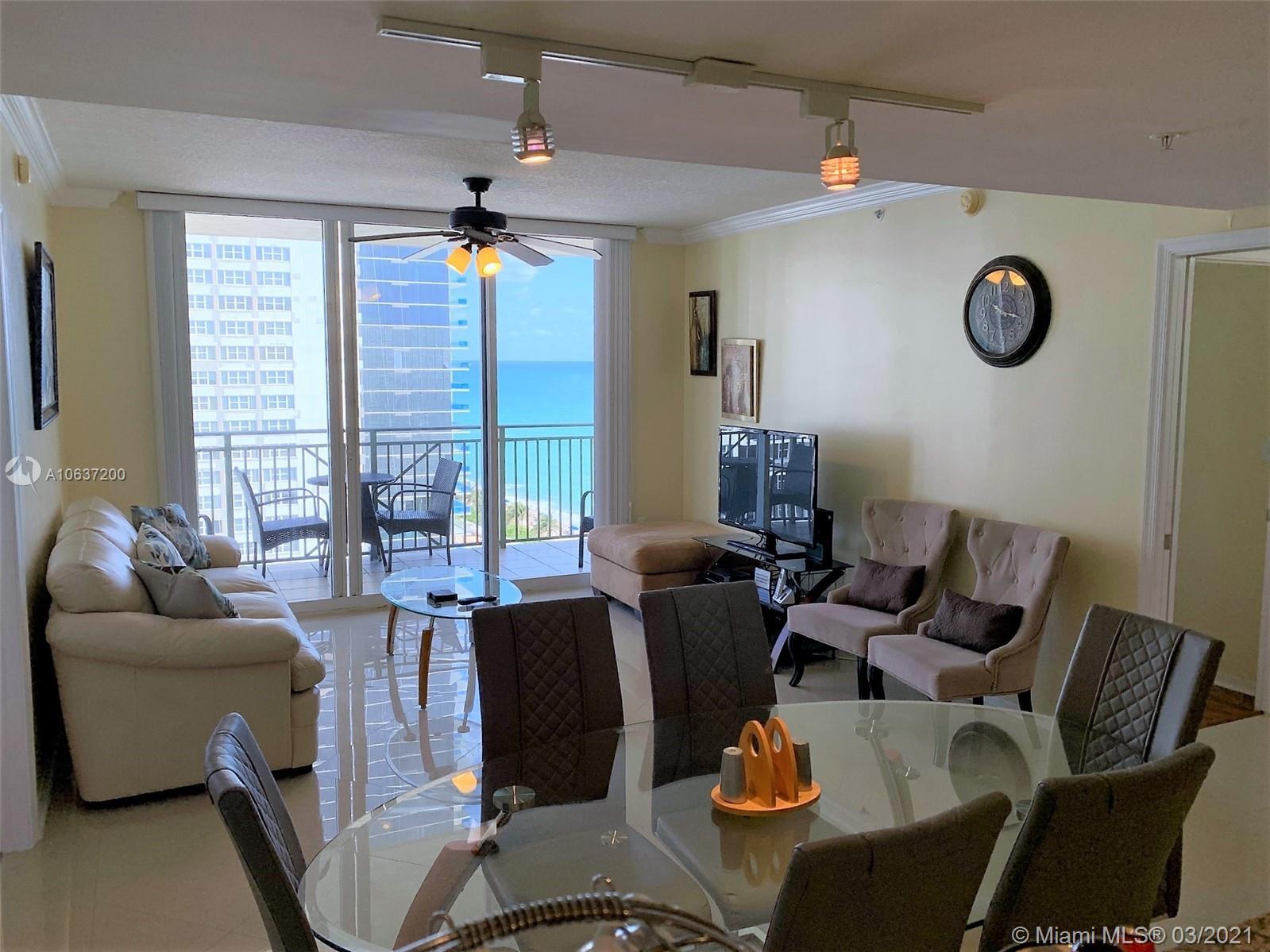 2080 Hallandale #1606 - 2080 S Ocean Drive #1606, Hallandale Beach, FL 33009