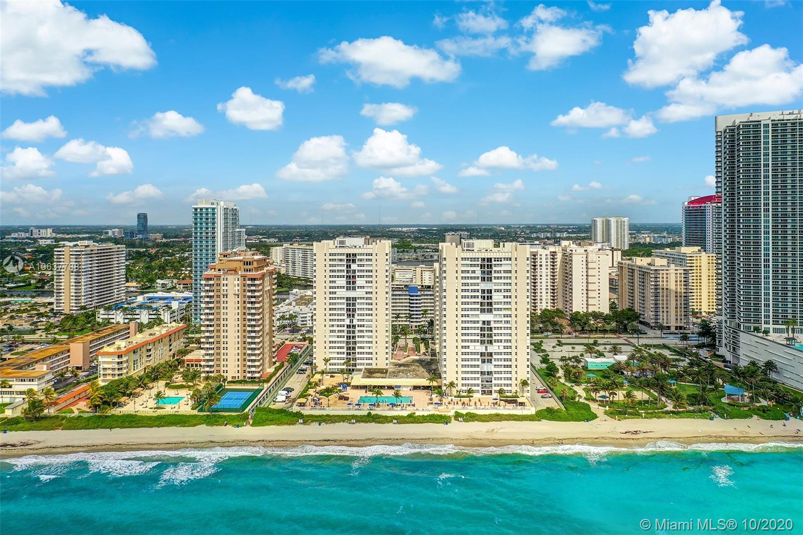 La Mer South #1608 - 1904 S Ocean Dr #1608, Hallandale Beach, FL 33009