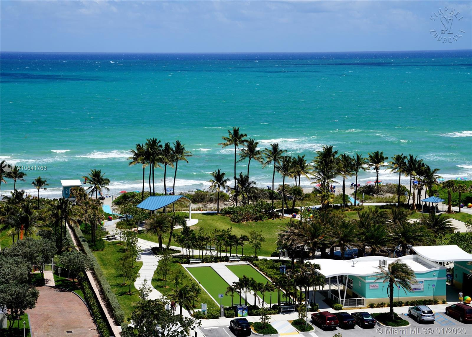 Plaza South Tower #1212 - 1849 S Ocean Dr #1212, Hallandale Beach, FL 33009