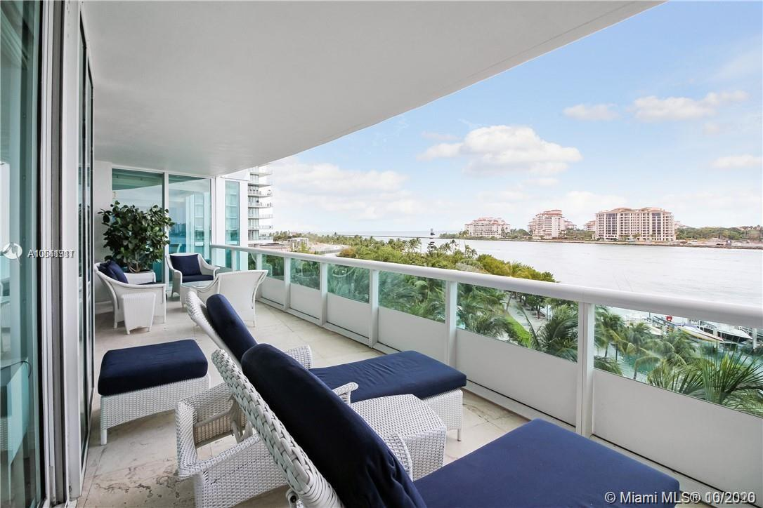 Murano At Portofino #503 - 1000 S Pointe Dr #503, Miami Beach, FL 33139