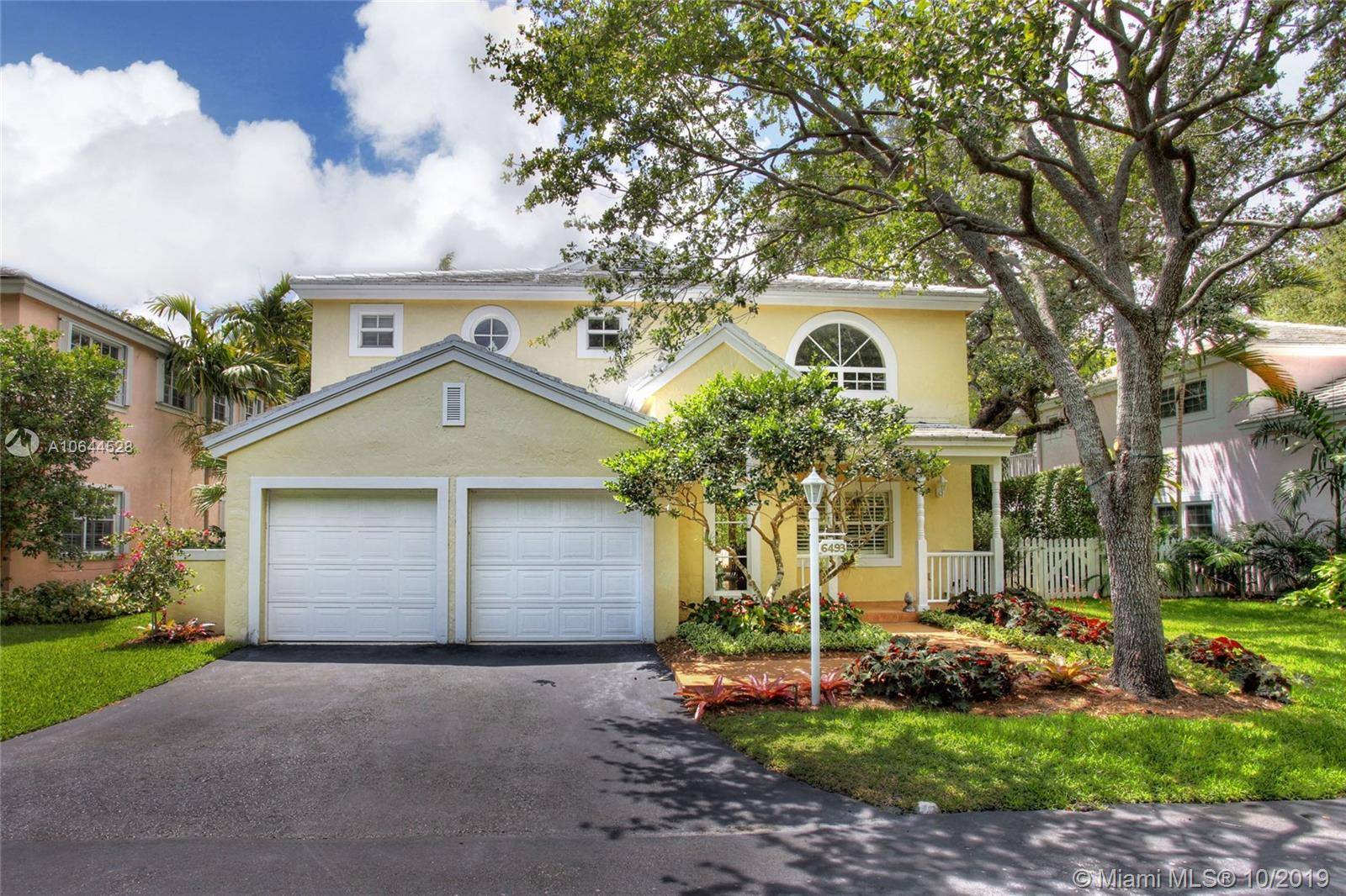 South Miami - 6493 Sunset Dr (Orr's Pond), South Miami, FL 33143