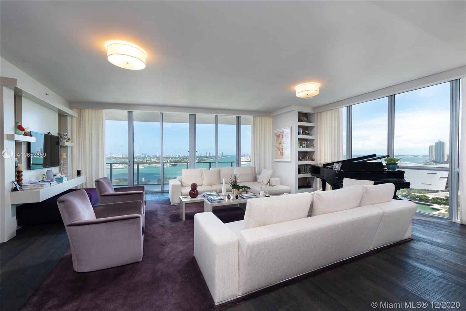 Marquis #2101 - 1100 Biscayne Blvd #2101, Miami, FL 33132