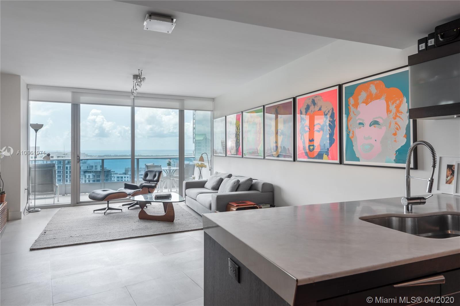 Epic Residences #4305 - 200 Biscayne Boulevard Way #4305, Miami, FL 33131