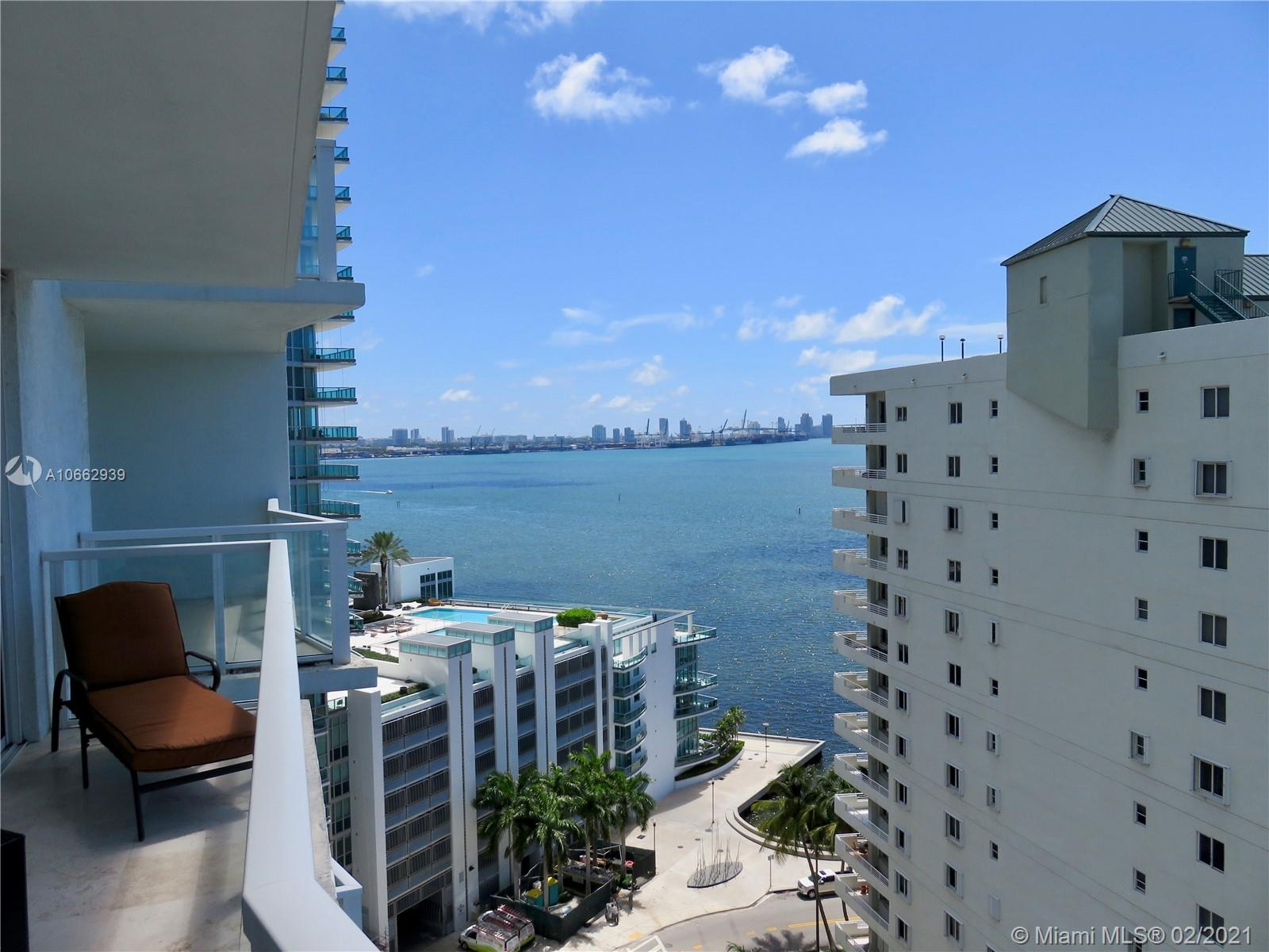 Emerald at Brickell #1503 - 218 SE 14th St #1503, Miami, FL 33131