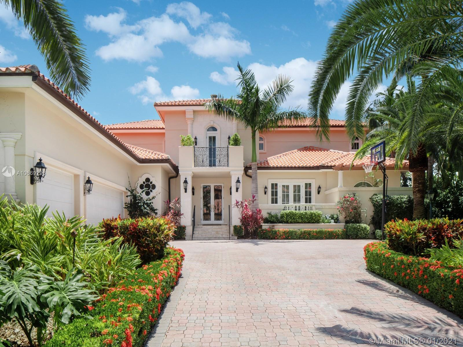 13678 DEERING BAY DR, Coral Gables, Florida 33158, 5 Bedrooms Bedrooms, ,6 BathroomsBathrooms,Residential,For Sale,13678 DEERING BAY DR,A10669296