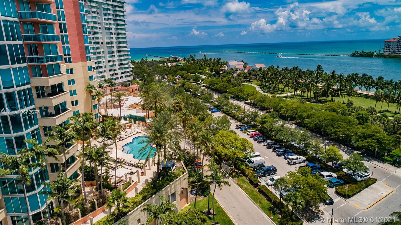 Portofino Tower #303 - 300 S Pointe Dr #303, Miami Beach, FL 33139