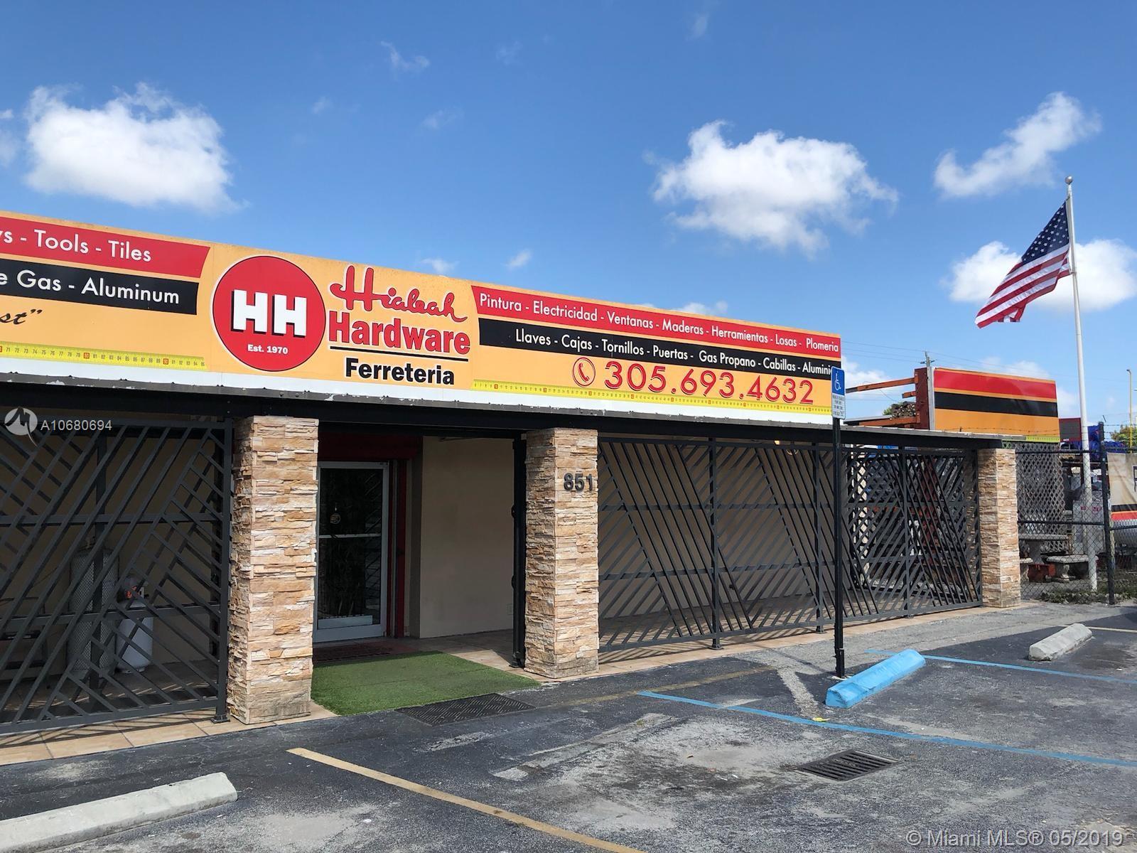 851 E 25th St, Hialeah, Florida 33013, ,Commercial Sale,For Sale,851 E 25th St,A10680694
