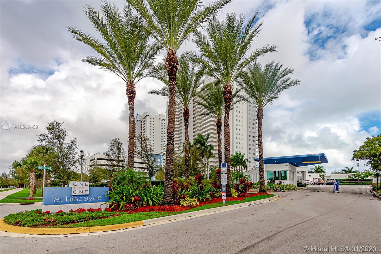 One Fifty One At Biscayne #902 - 14951 Royal Oaks Ln #902, North Miami, FL 33181