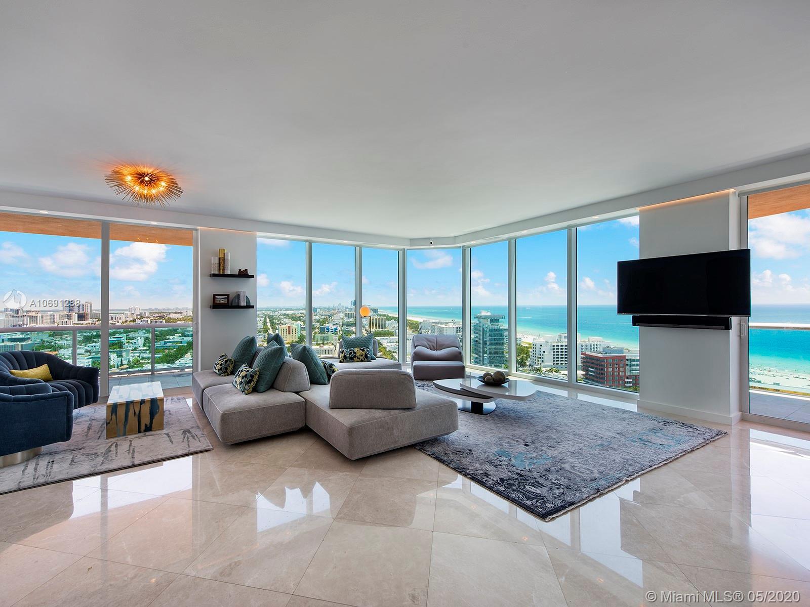 Portofino Tower #2405 - 300 S Pointe Dr #2405, Miami Beach, FL 33139