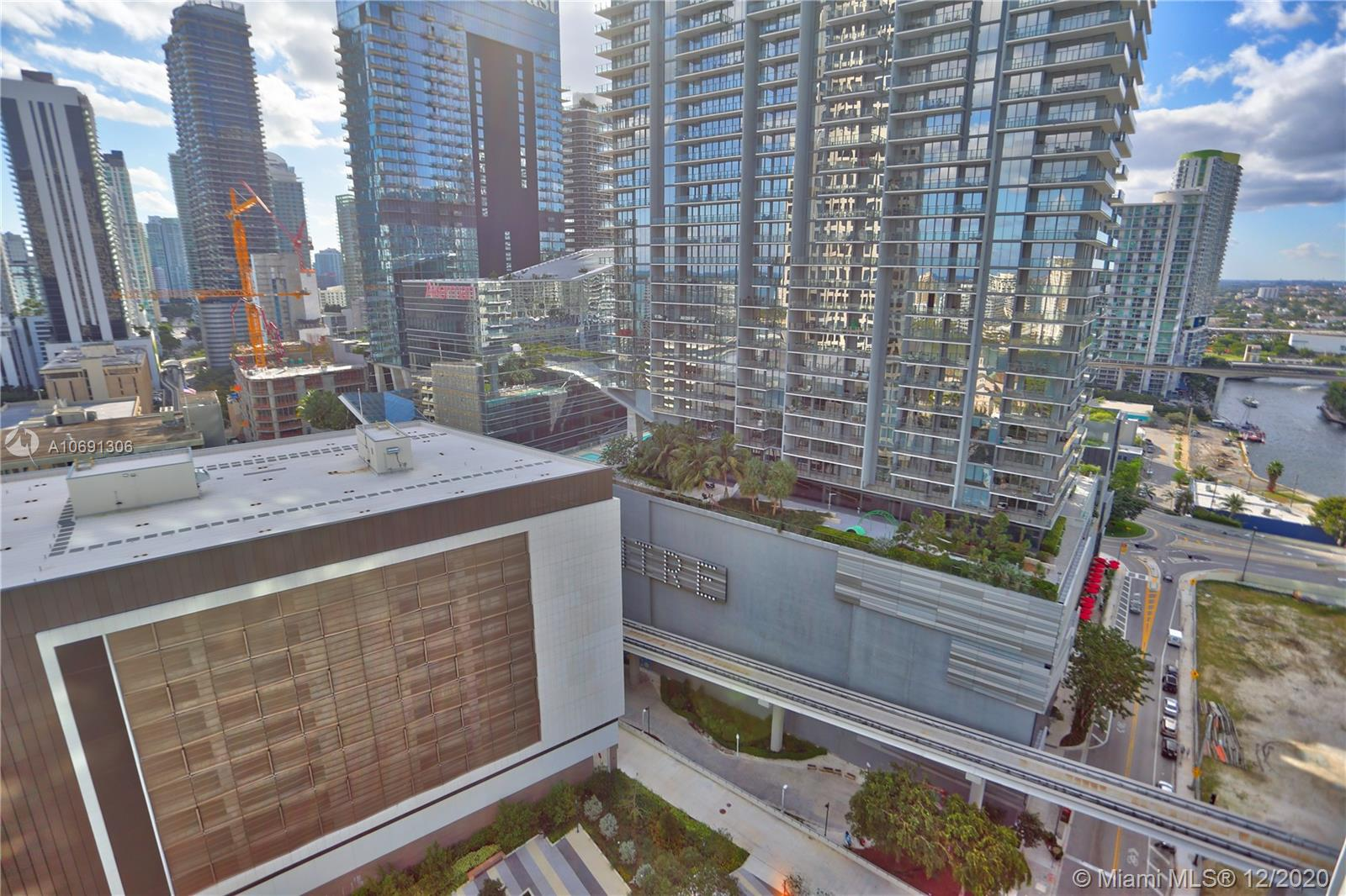 500 Brickell East Tower #2304 - 55 SE 6th St #2304, Miami, FL 33131