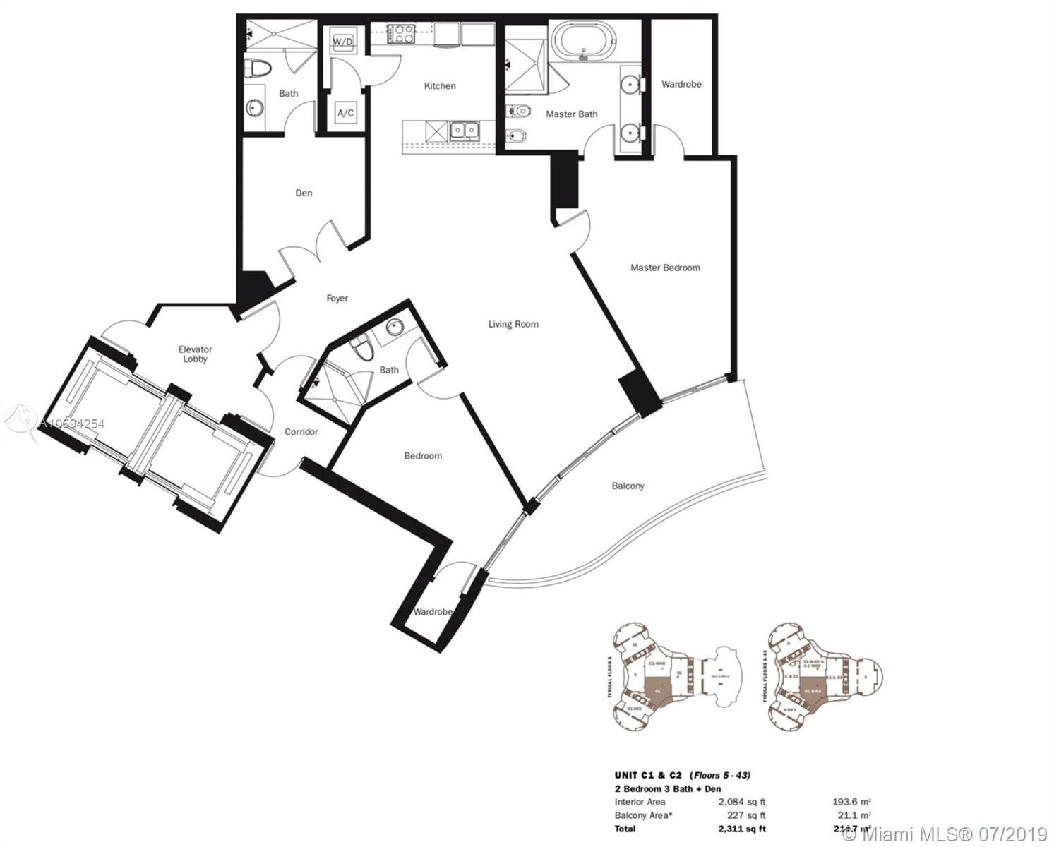 Property 15811 Collins Ave #3107 image 42