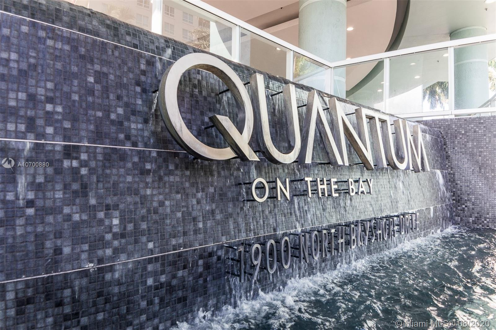 Quantum on the Bay #512 - 1900 N bayshore #512, Miami, FL 33132