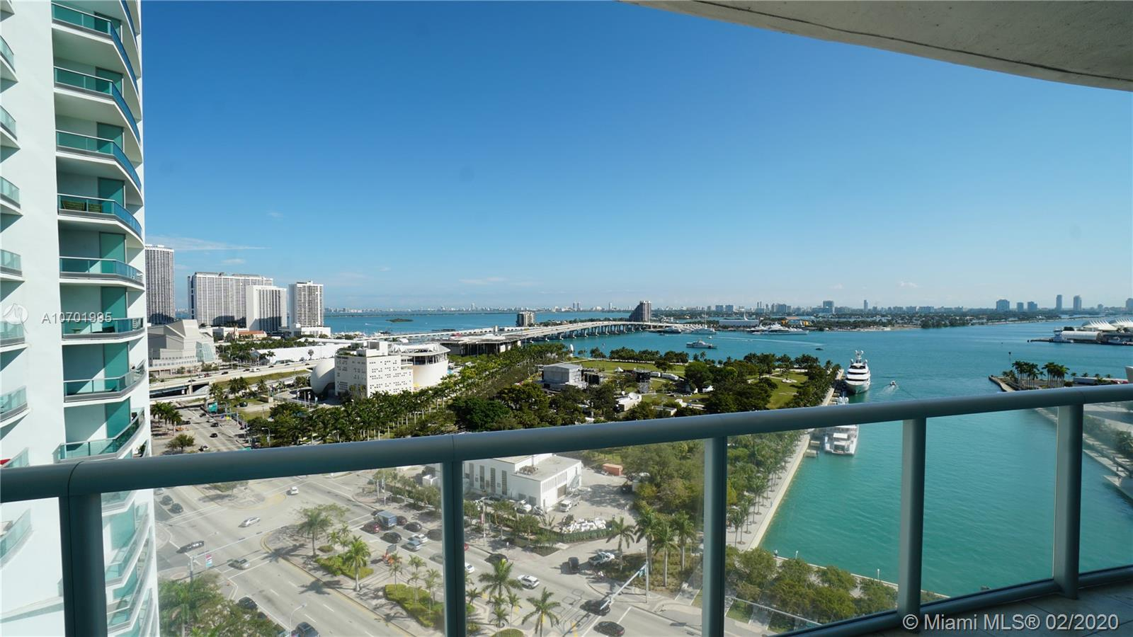 888 Biscayne Blvd #1712 photo026