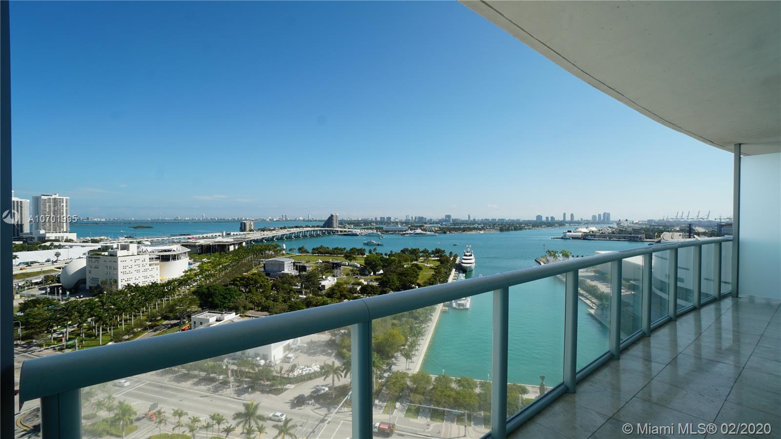 888 Biscayne Blvd #1712 photo024