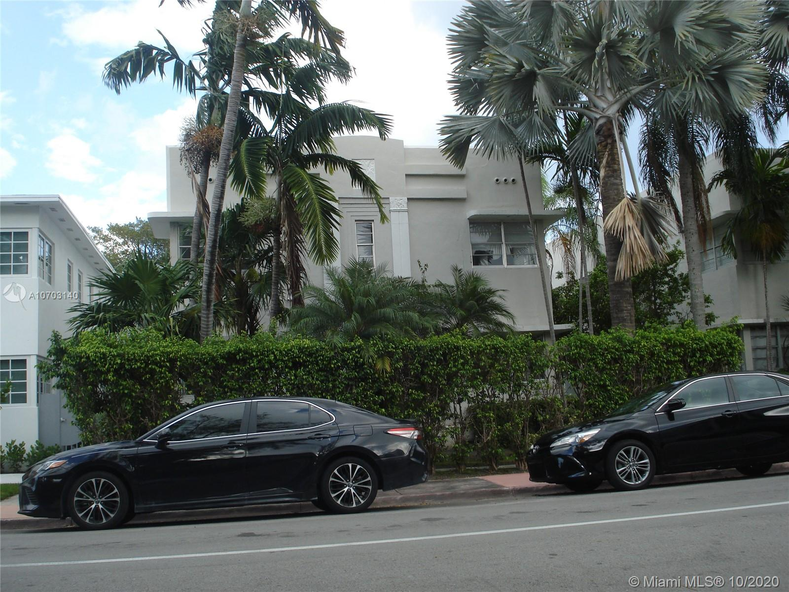 1559 Meridian Ave # 208, Miami Beach, Florida 33139, 1 Bedroom Bedrooms, ,1 BathroomBathrooms,Residential,For Sale,1559 Meridian Ave # 208,A10703140