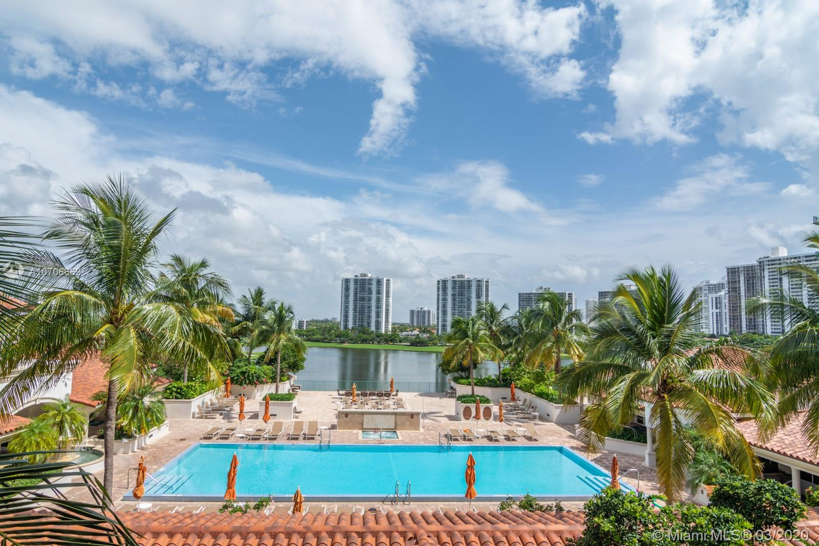 Turnberry Village South Tower #710 - 19900 E Country Club Drive #710, Aventura, FL 33180