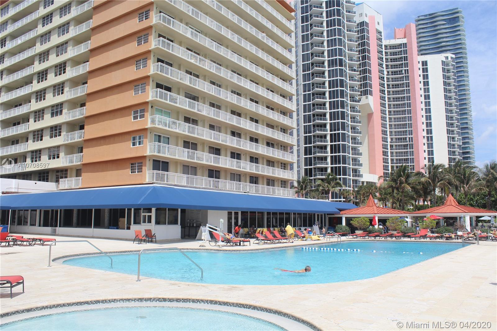 19201 Collins Ave # 912, Sunny Isles Beach, Florida 33160, ,1 BathroomBathrooms,Residential Lease,For Rent,19201 Collins Ave # 912,A10708597
