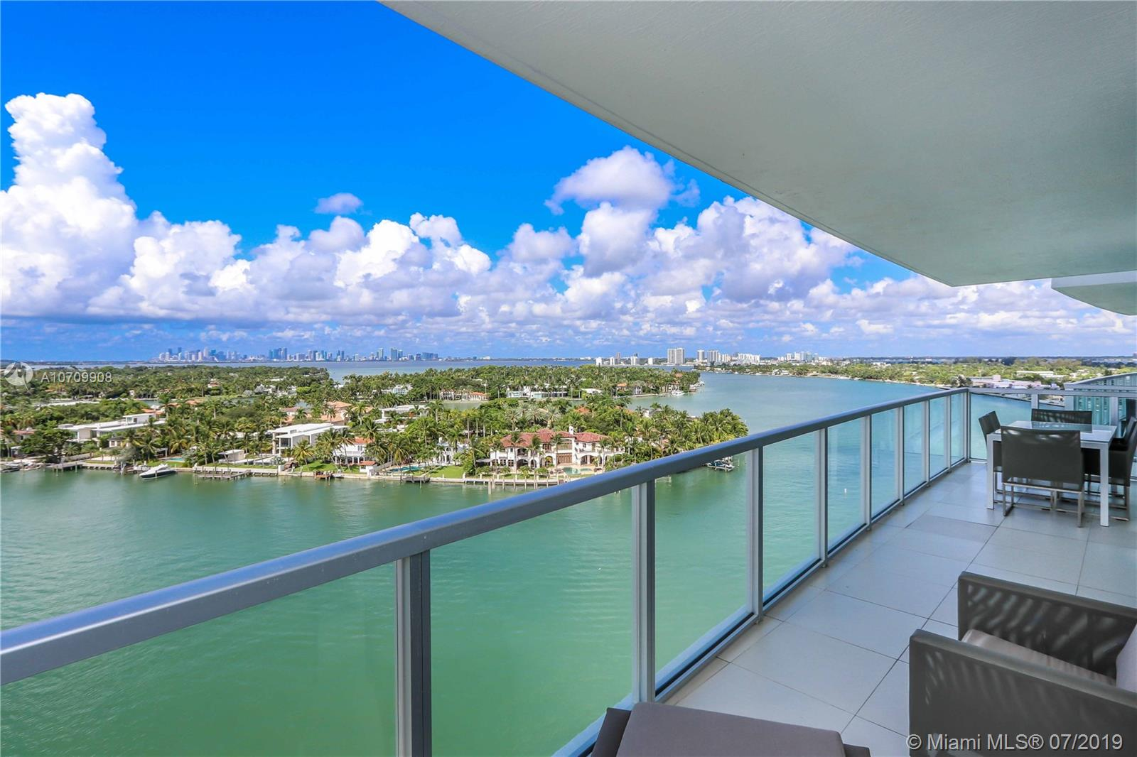 Eden House #1406 - 6700 INDIAN CREEK DR #1406, Miami Beach, FL 33141