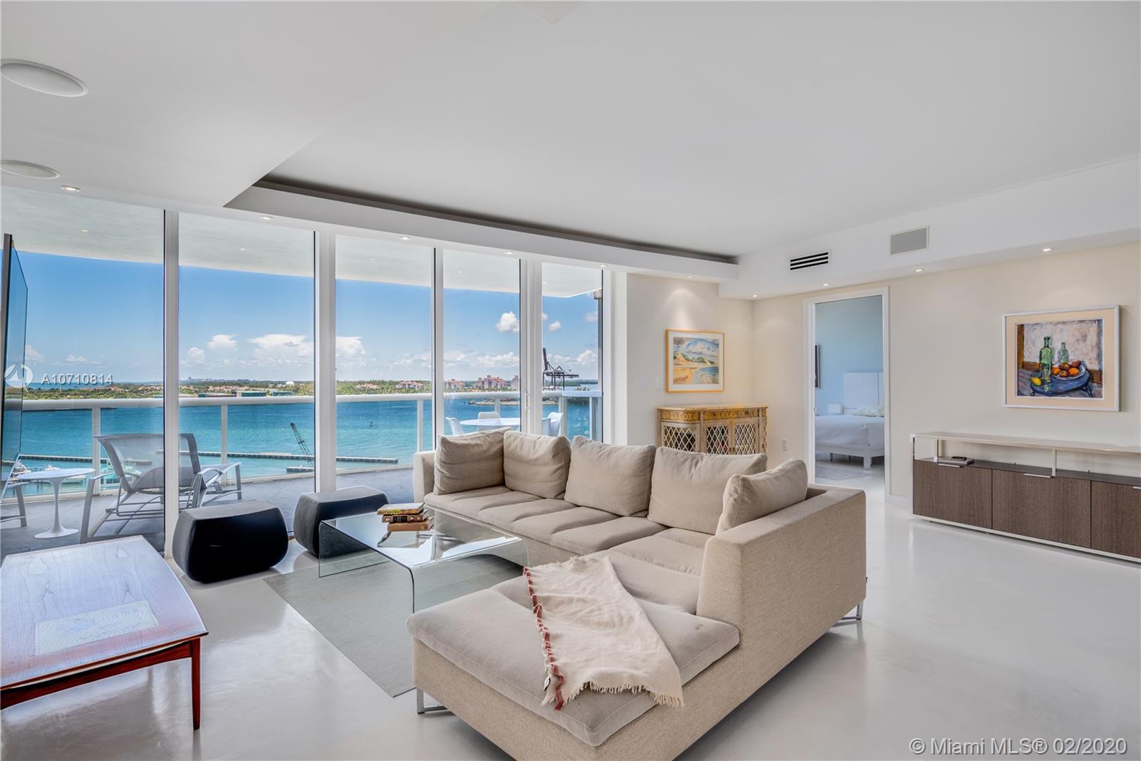 Murano Grande #1206 - 400 Alton Rd #1206, Miami Beach, FL 33139