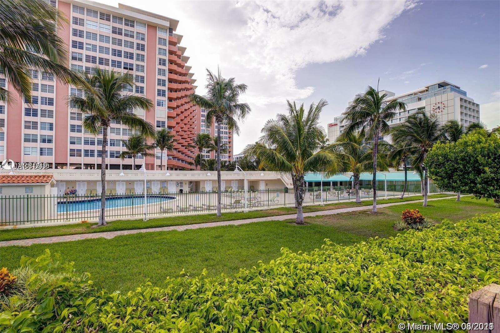 Triton Tower #524 - 2899 Collins #524, Miami Beach, FL 33140